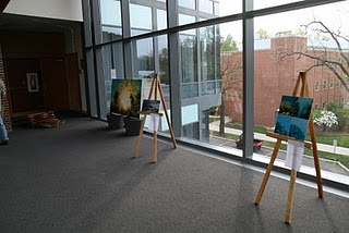 Penn State SPS Art Exhibition