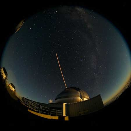 Laser Guide Star Adaptive Optics